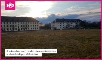 Klinikneubau auf dem ehemaligen BGS-Areal: Modernste Medizin in Kombination mit Nachhaltigkeit